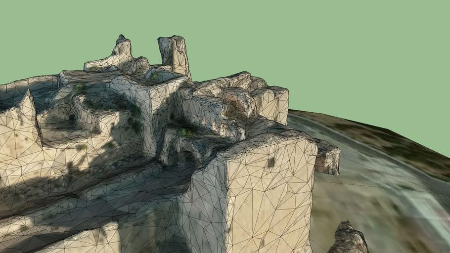 Qal'at ar Rabad (Ajloun Castle)
