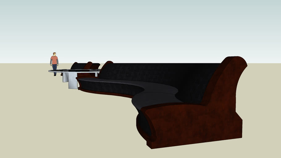 SOFA VIC R556 PR AT