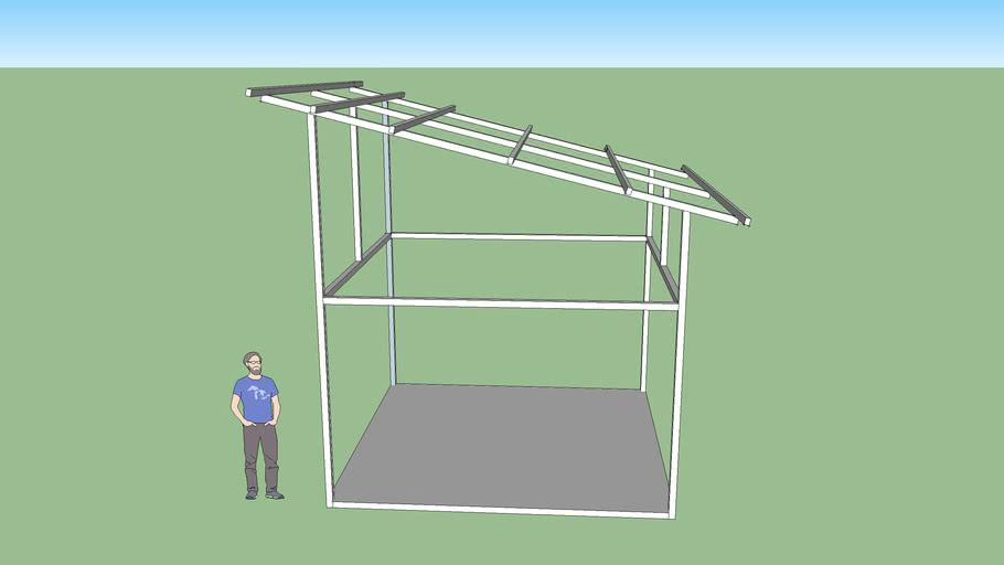 Estructura en perlin 3x3
