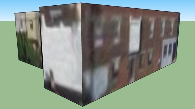 Gebäude in Philadelphia 147, PA, USA