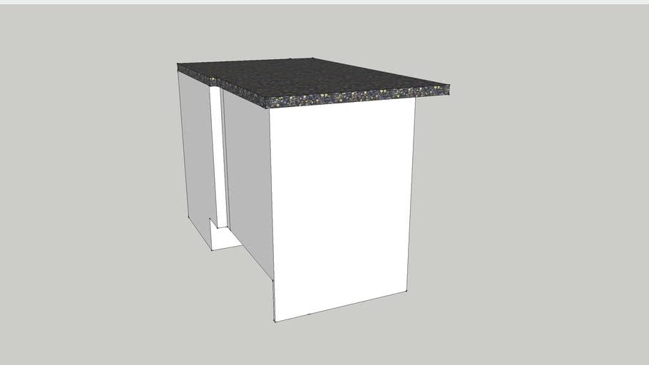 keukenromp bardeel met 80 blad