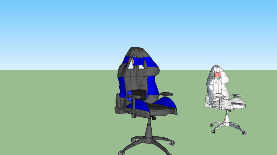 CHAIR GAMING 3D