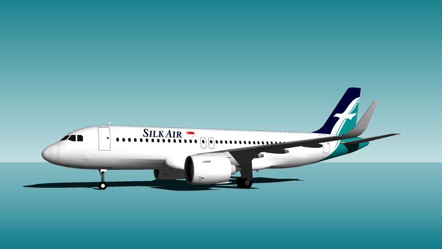SILK AIR Airbus-A320neo