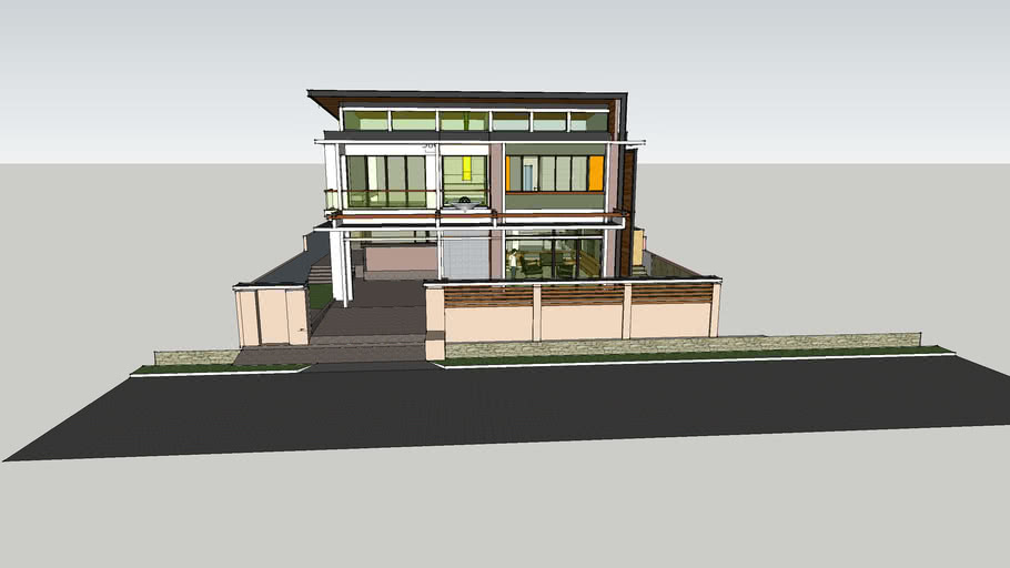 Refurbished Detached House