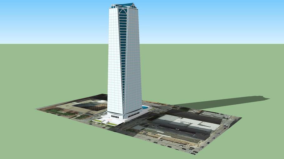 Baltimore Inner Harbor Tower Proposal