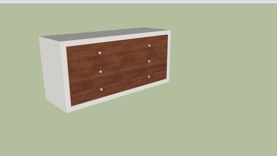 Modern Designer Dresser