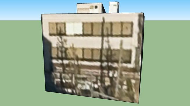 日本, 〒112-0012 東京都文京区大塚4丁目41にある建物