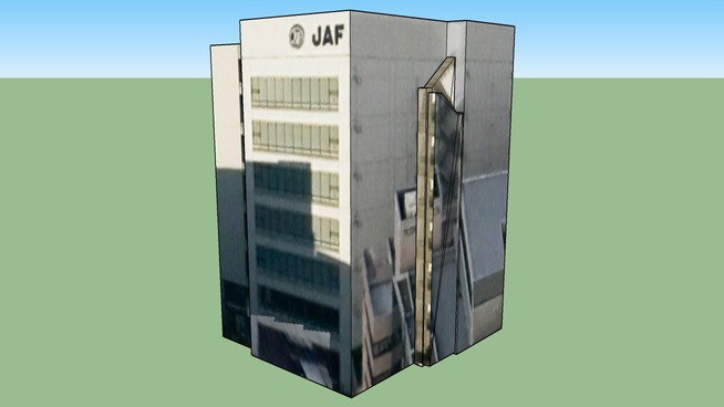 日本自動車連盟 JAF ( JAPAN AUTOMOBILE FEDERATION )