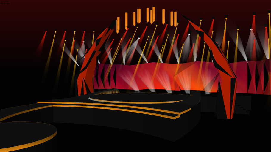 Eurovision Song Contest 2013 - Stage Design (Update 2018)