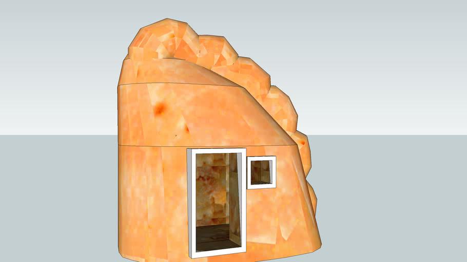 Pasty-house (upright)