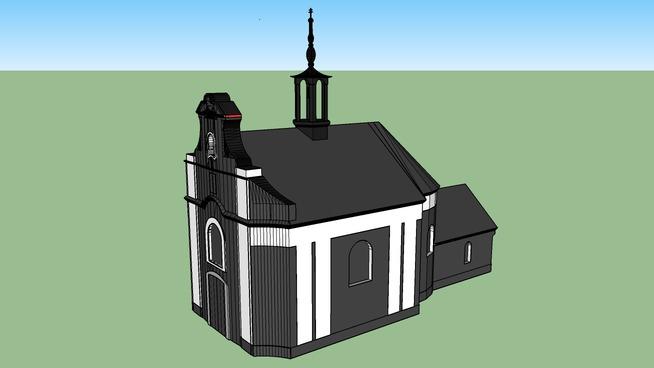Kaple Neposkvrněného početí Panny Marie