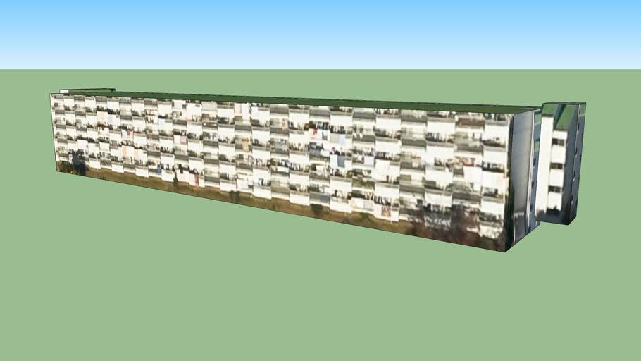 Строение по адресу Синдзюку, Токио, Япония