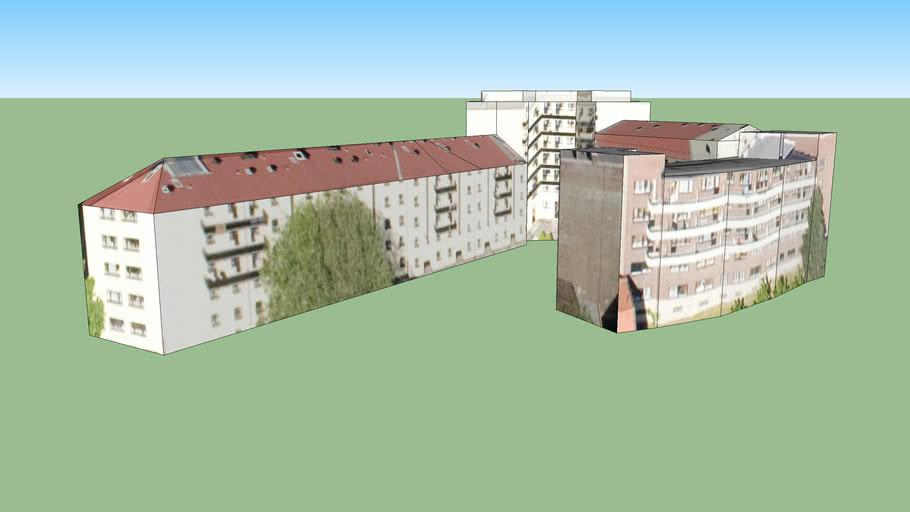 Gebäude in Oslo, 0890, Norwegen