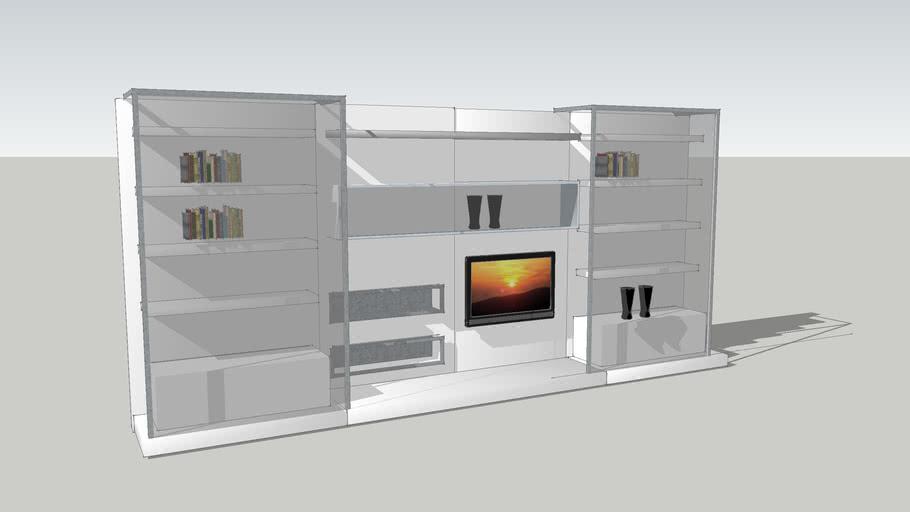 ALIVAR : OFF-SHORE wall unit