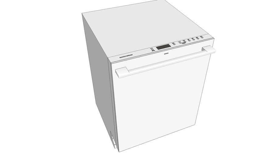 Smart Fully Integrated Dishwasher