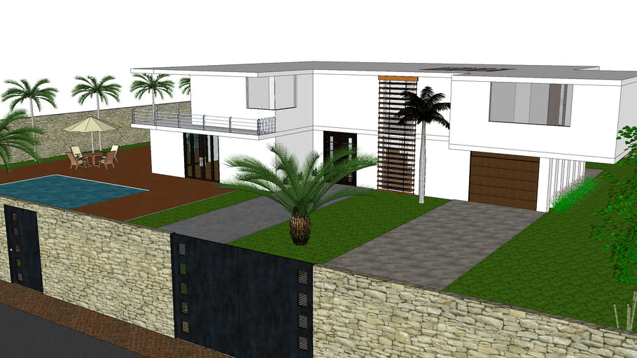 Casa Habitacion M.