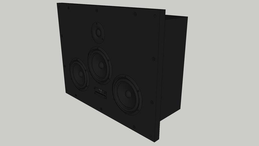 Waterfall Audio - LCR300 (screws)