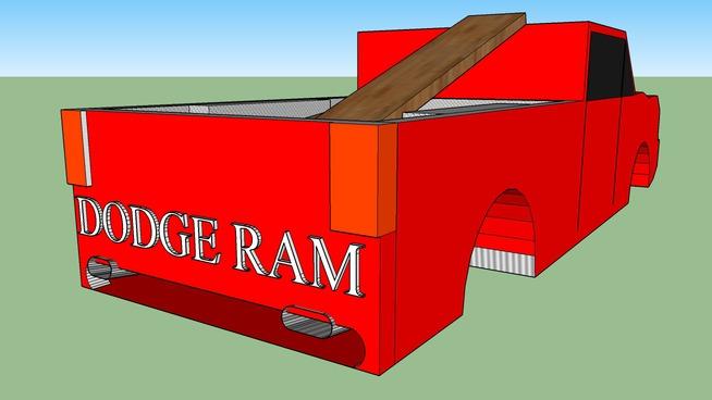 Kims Dodge Ram!