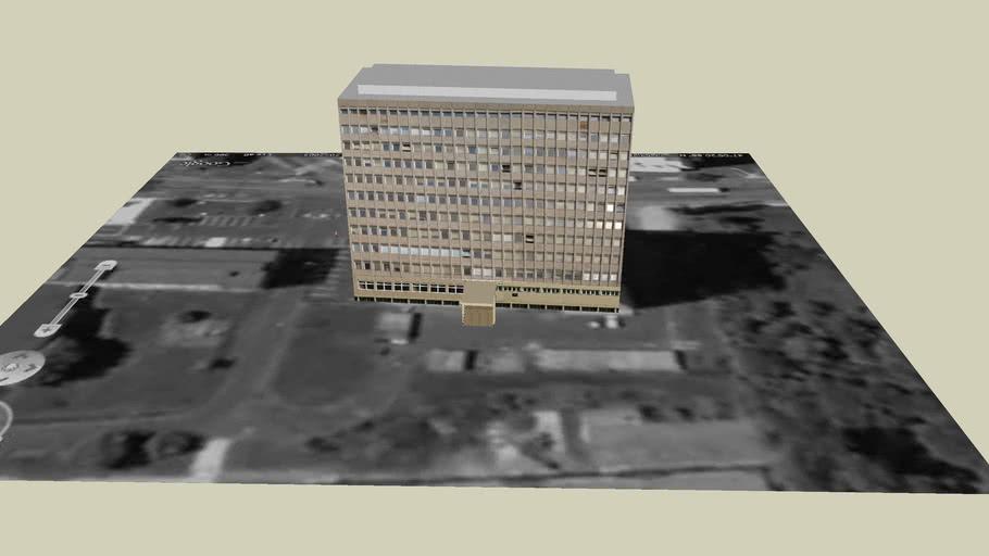 Pannon Egyetem I épülete (Veszprém)