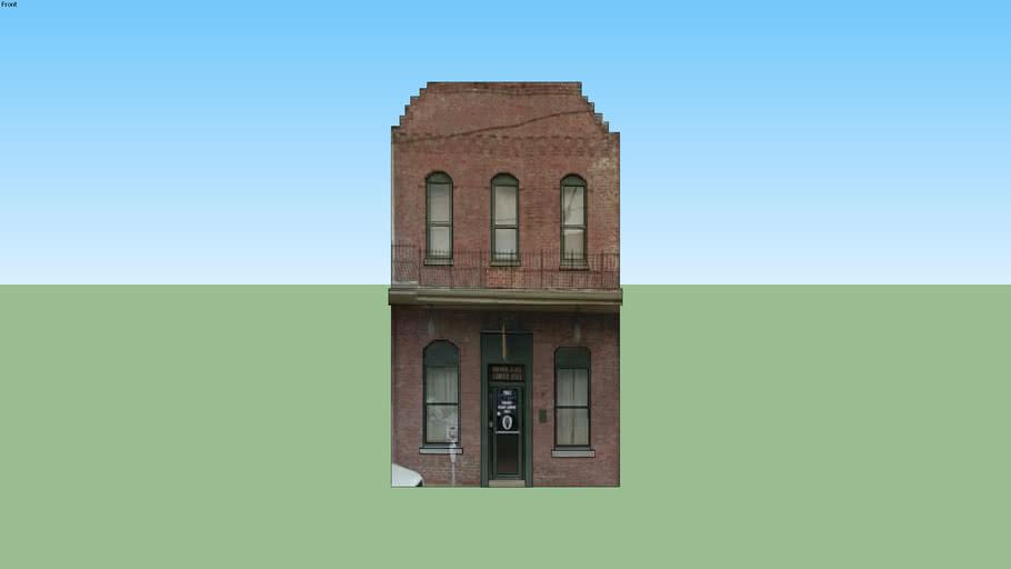 Houma Downtown building -100th Model-