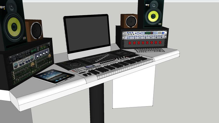 pro tools desk