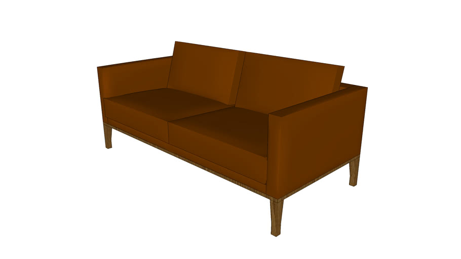Orten Two Seat Sofa Warehouse
