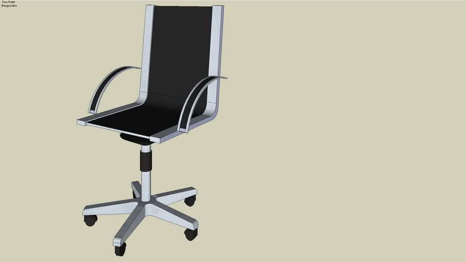 70507 Office Chair Commander (Bürodrehstuhl Commander)