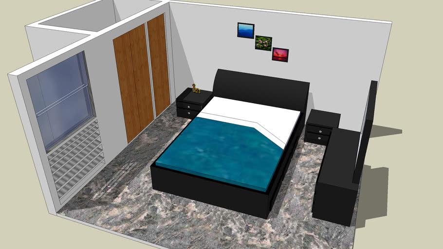 Bedroom Cuarto