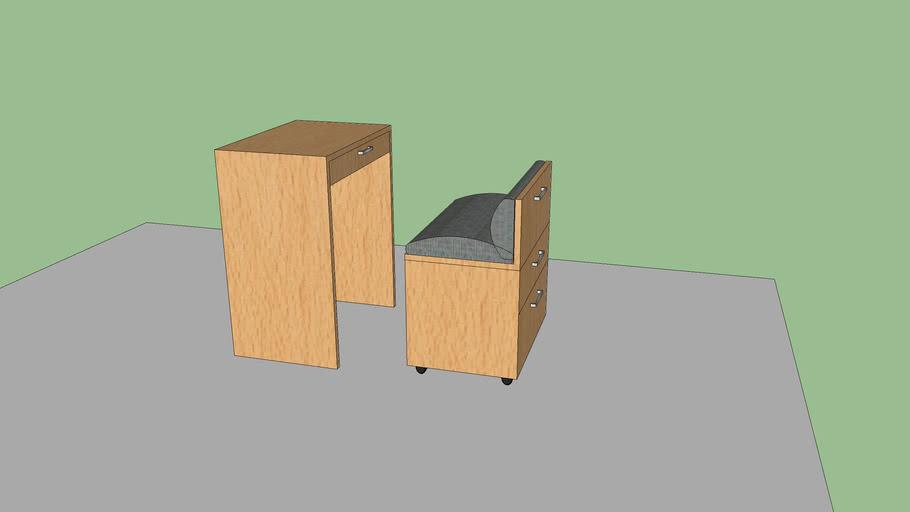 escritorio convertible (adolfo ariza)