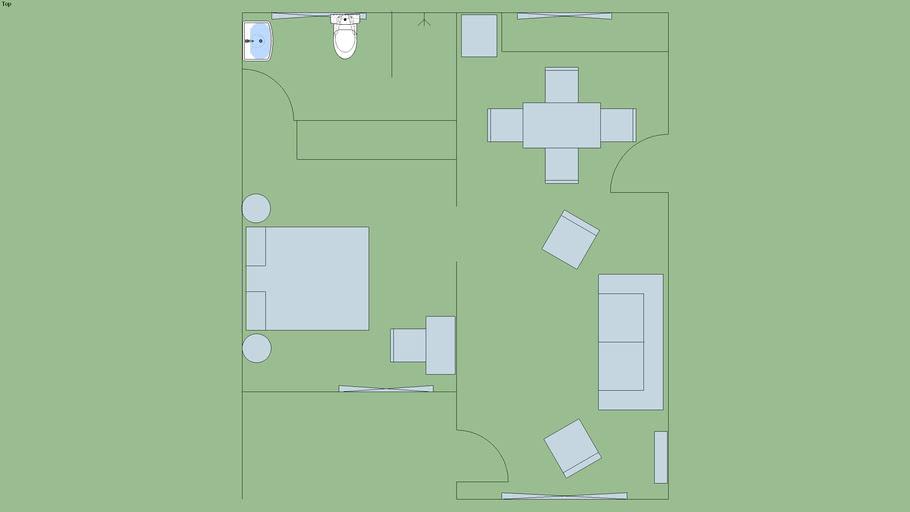Lincoln Haven Floor Plan
