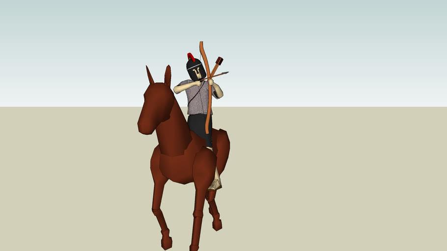 Greek Horse Archer