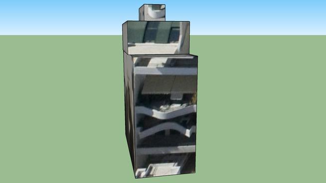 Μοντέλο κτιρίου 4