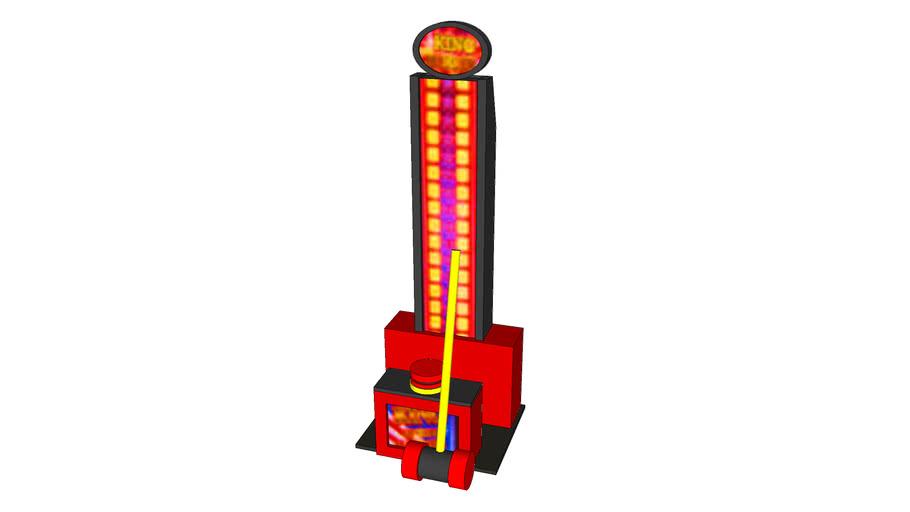 Hammer Punch Game Arcade Machine