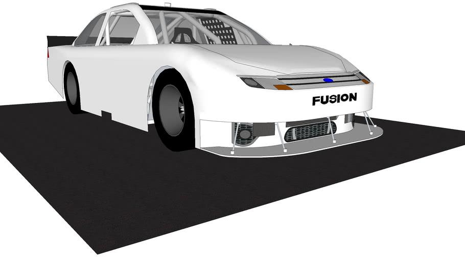 2010 nascar ford fusion