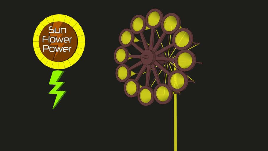 sunflower flower power