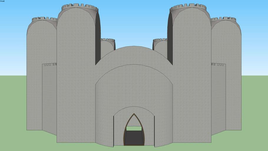 Octagon Castle