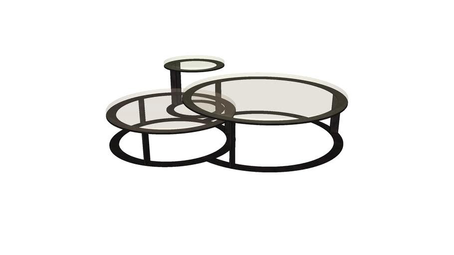 Coffee Table Nesting Set