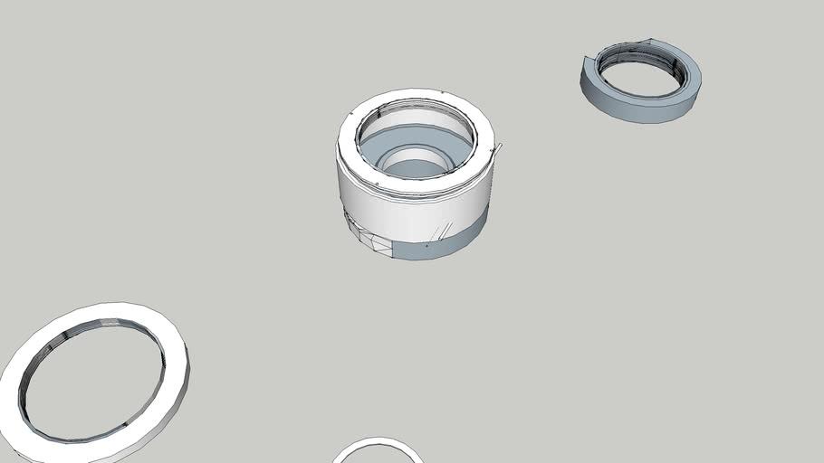 Apollo Lasky Helical Pin Drive Optical Bandpass Filter Tilter