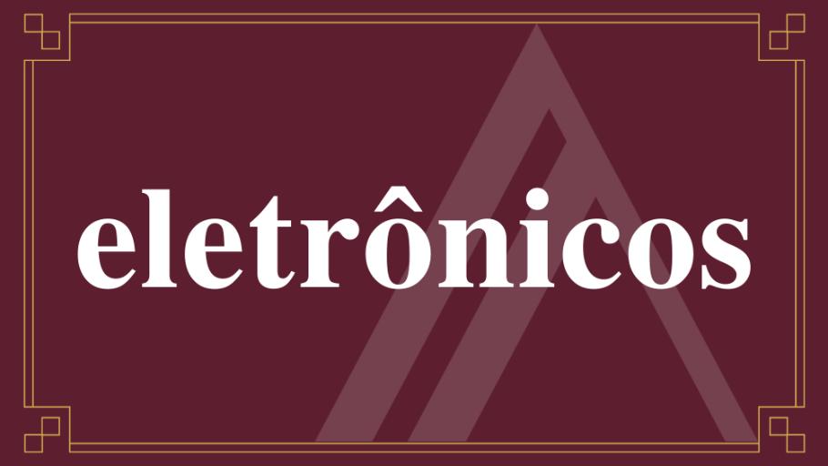 Eletrônicos | ARTEMIS Arquitetura & Design
