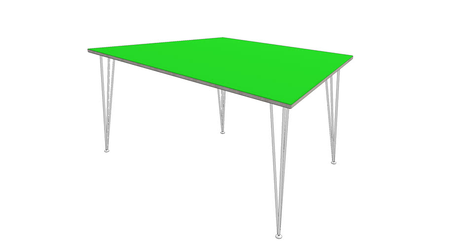 Ahrend   p h i l i n k   table by Voet Theuns architects