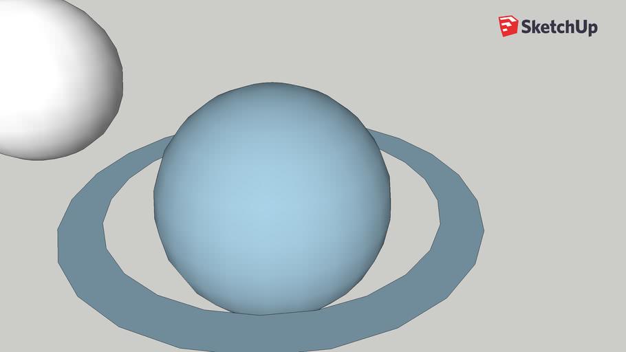 3d Space Model