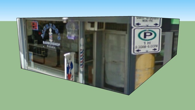 Allfredos Barbershop