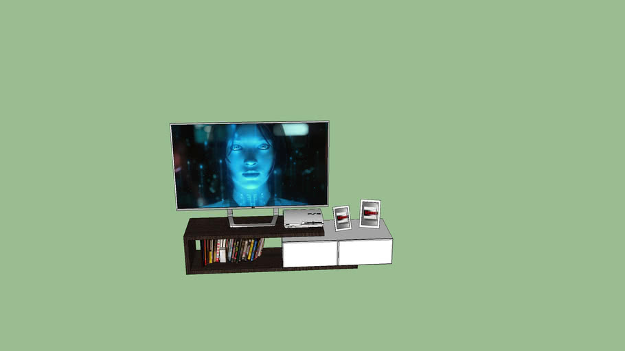 Mueble TV + Consola