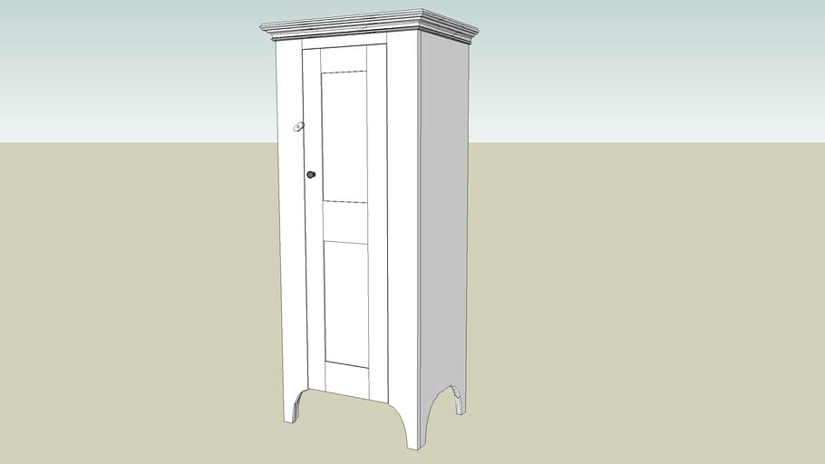 Enfield Shaker Cabinet from Woodworking Magazine issue 5