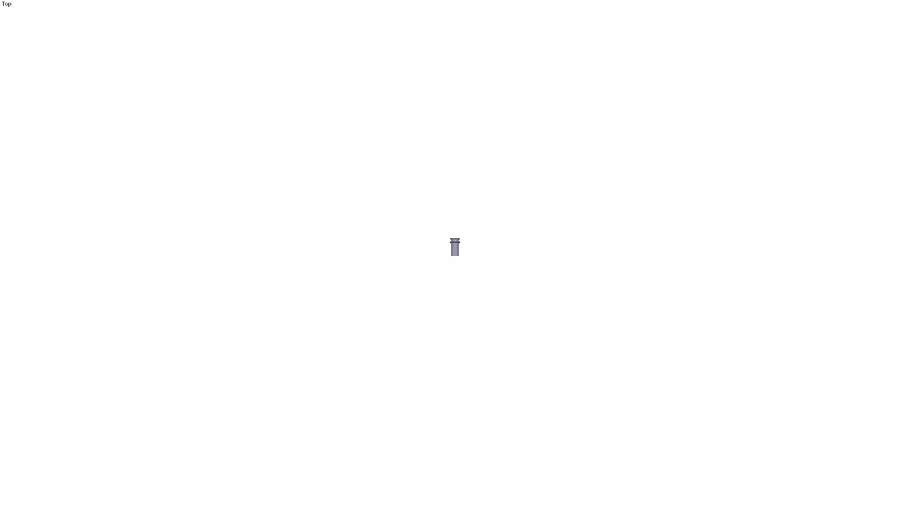 Ecrou à sertir en aveugle - Acier - Tête...- Fût cannelé borgne M25 x 045 L= 10.3 mm