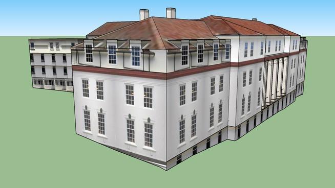 Victoria University of Wellington - Weir House