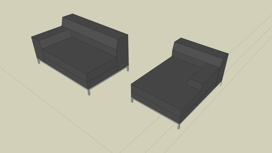 IKEA - KRAMFORS - Couch