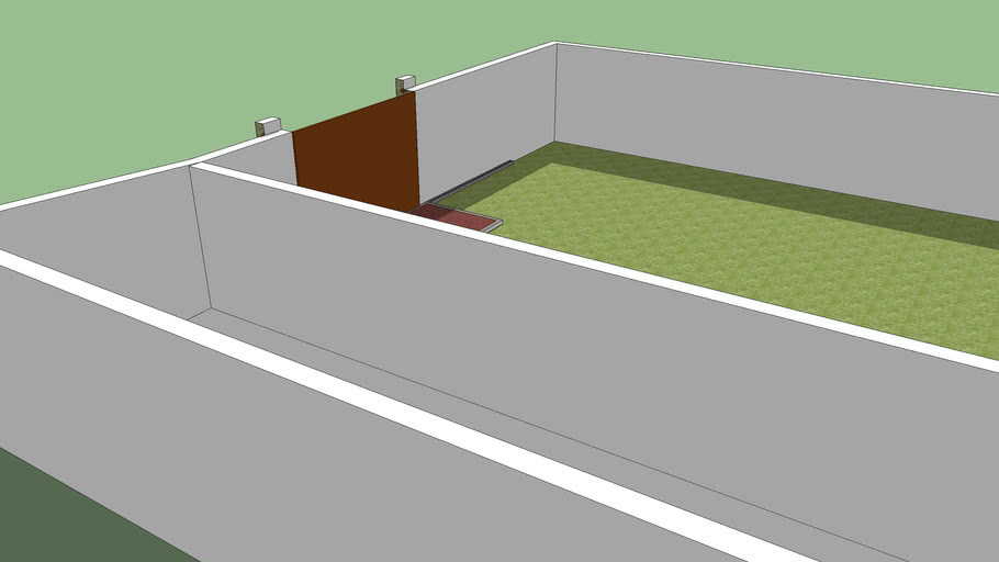 Casa De Campo. Country House (Sin terminar) (Not finished Yet)
