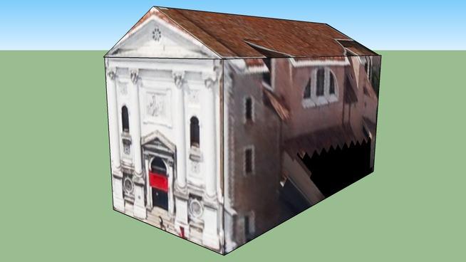 Chiesa della Pietà (Chiesa del Vivaldi)
