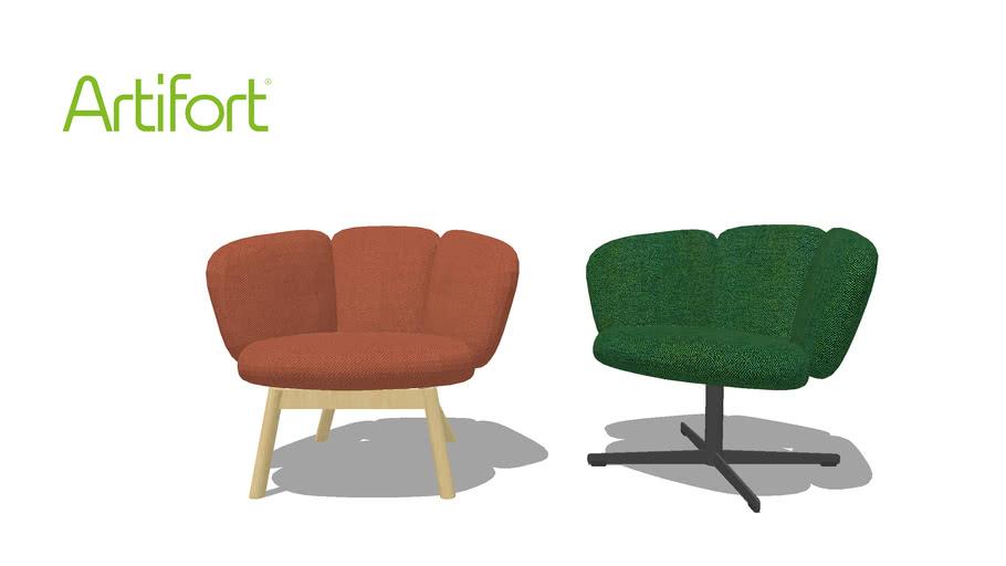 Bras  Easy Chair | Khodi Feiz | Design 2014